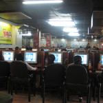 internet cafe china